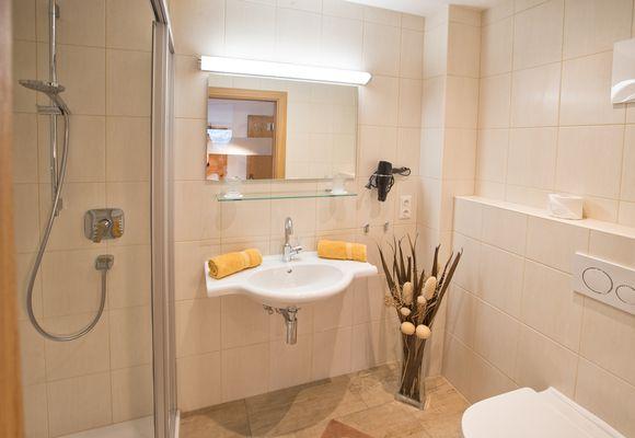 Bathroom in Apartment Deluxe