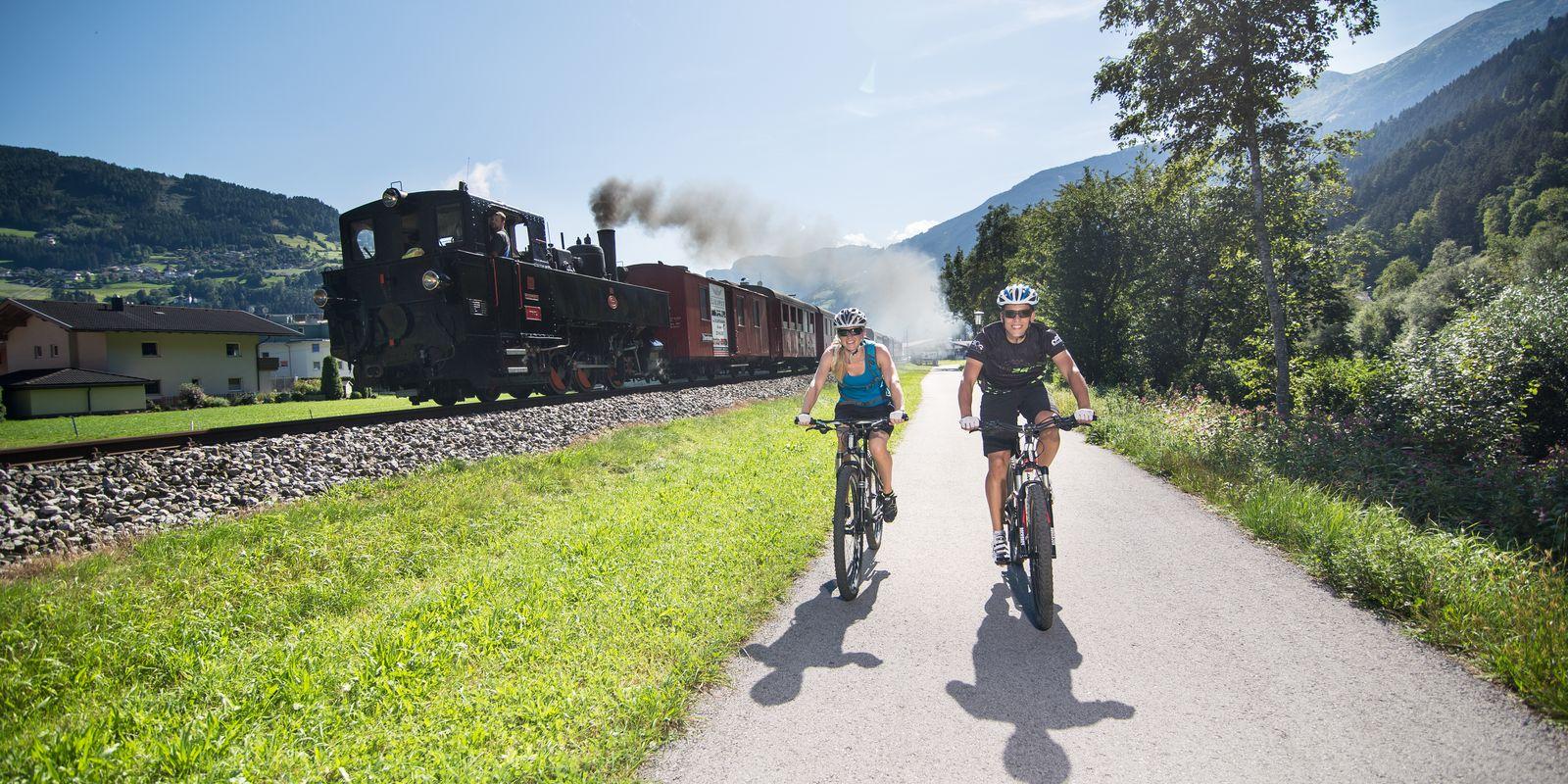 Zillertal Radweg