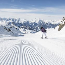 Best prepared slopes, Zillertal Arena
