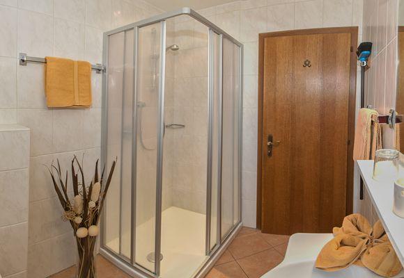 Badezimmer Appartement Kreuzjoch Nord