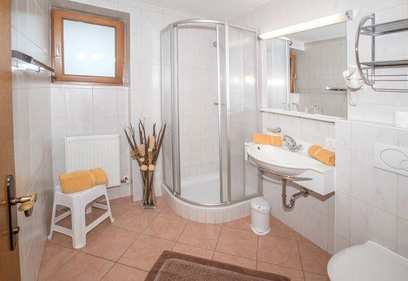 Bathroom in Apartment Kreuzjoch South